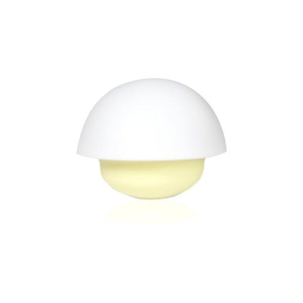 LED Lampe Sopp Gul Lamper Mamma og Mini